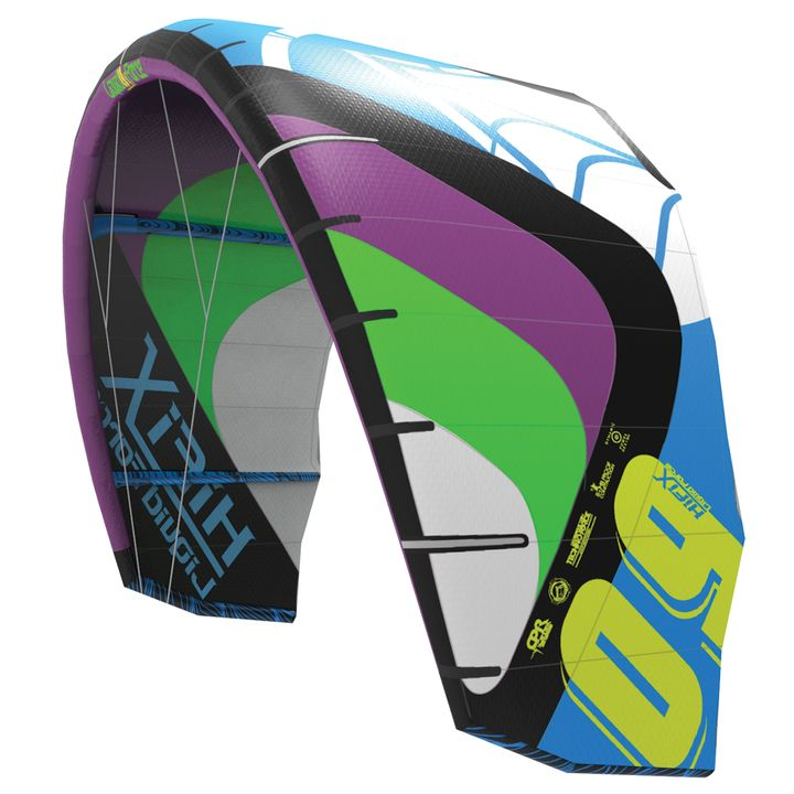 Liquid Force Hifi X Kitesurfing Kite 2014