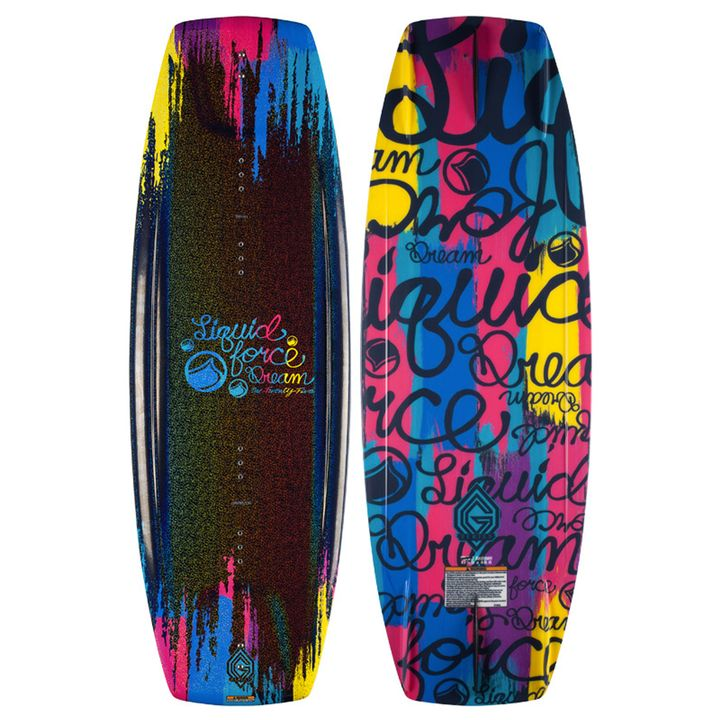 Liquid Force Dream Grind Wakeboard 2015