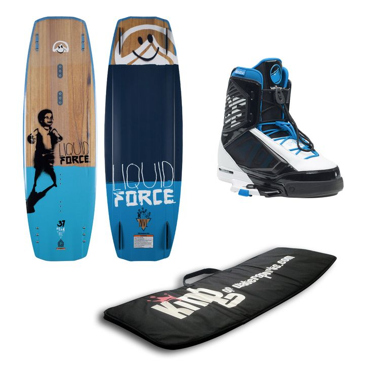 Liquid Force Peak & Watson 2015 Package
