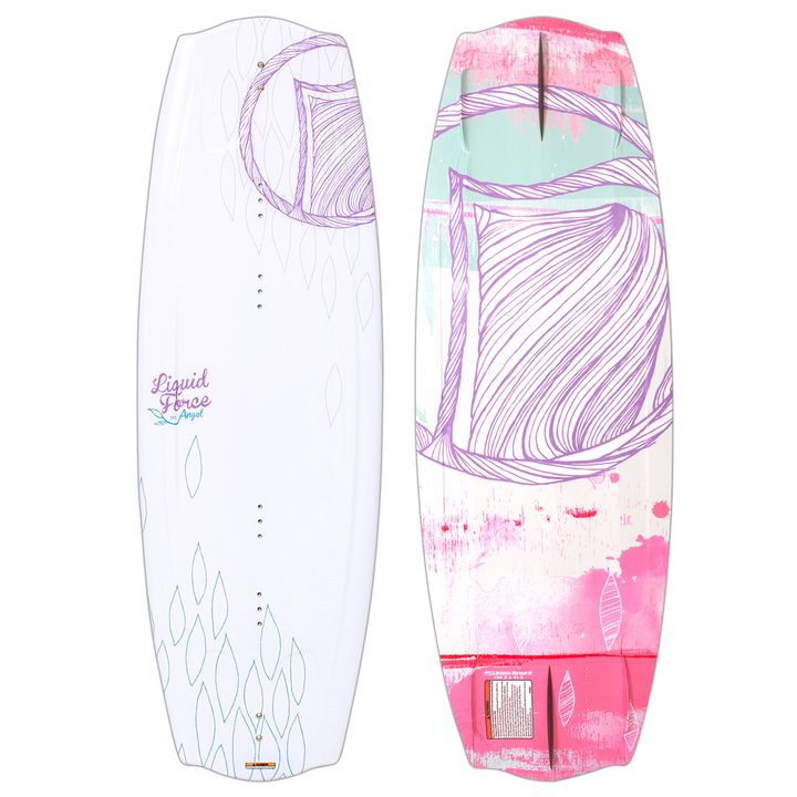 Liquid Force Womens Angel 2017 Wakeboard