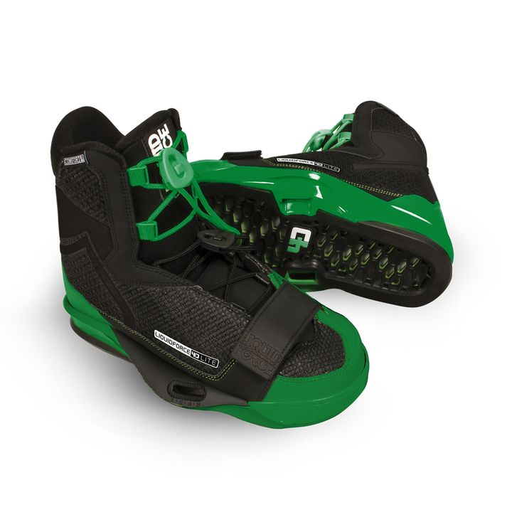 Liquid Force Lite 4D 2017 Wakeboard Bindings