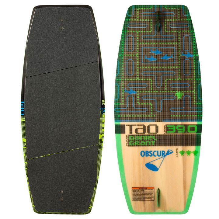 Liquid Force Obscur TAO Wakeskate 2014
