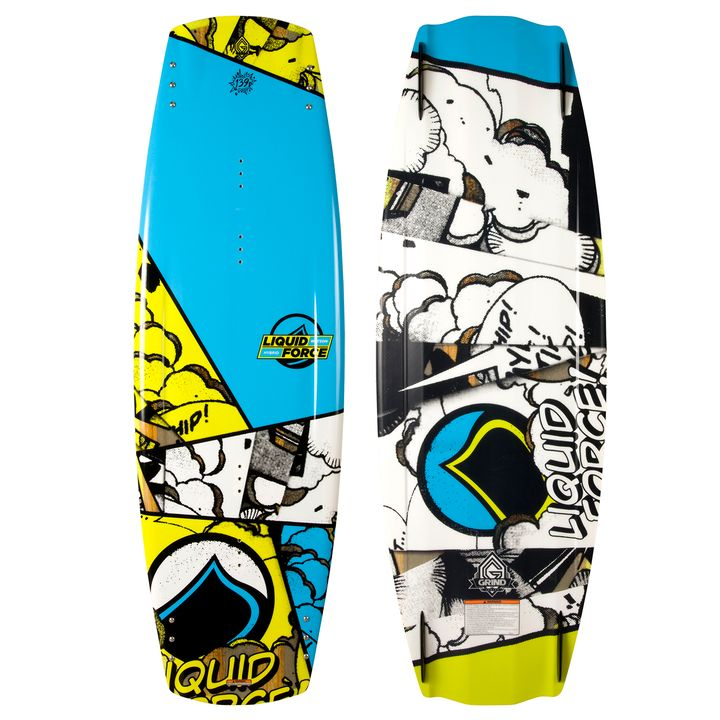 Liquid Force Watson Hybrid Wakeboard 2014