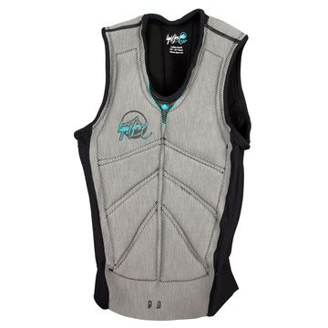 Liquid Force Womens Cardigan Comp Impact Vest 2014