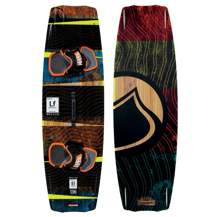 Liquid Force Element Kiteboard 2014