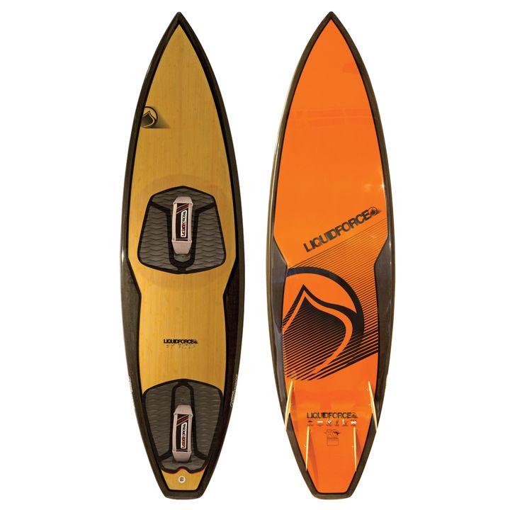 Liquid Force FDC 5'7 Kite Surfboard 2014