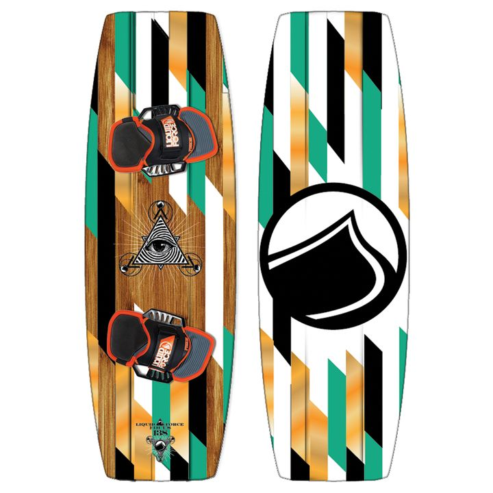 Liquid Force Focus Kiteboard 2014