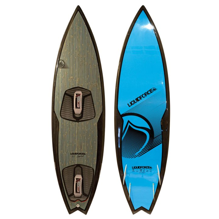 Liquid Force Joystick 6'0 Kite Surfboard 2014