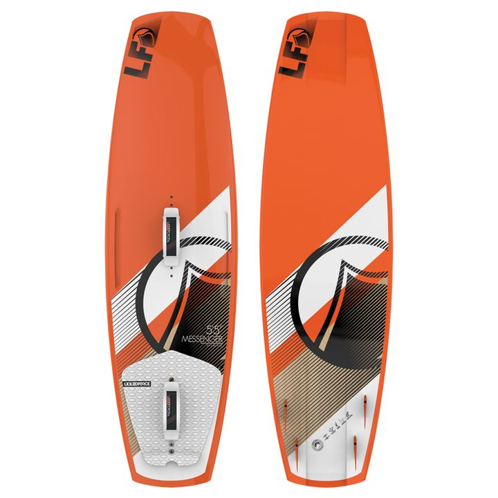 Liquid Force Messenger 5'5 Kite Surfboard 2014