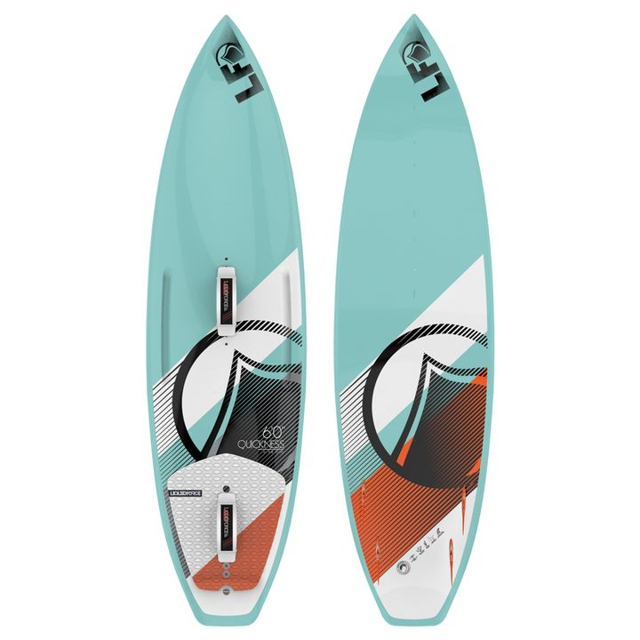 Liquid Force Quickness 6'0 Kite Surfboard 2014