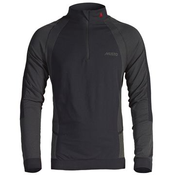 Musto Active Base Layer Zip Neck Top 2014