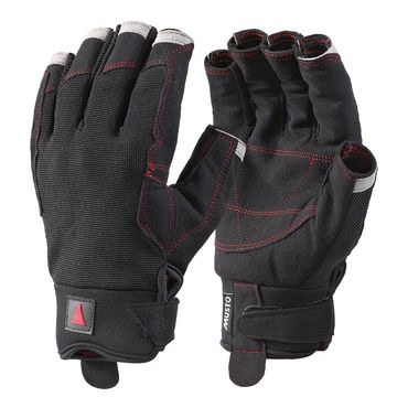 Musto Short Finger Defender Gloves