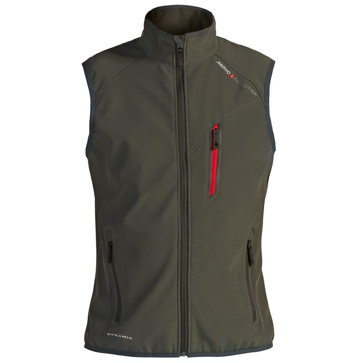 Musto Evolution Soft Shell Gilet 2014