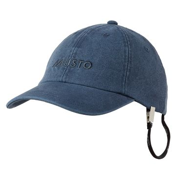 Musto Self Fabric Peak Crew Cap