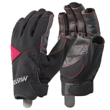 Musto Short Finger Performance Gloves