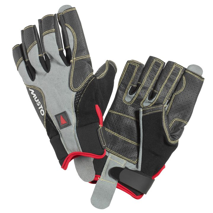 Musto Short Finger Performance Extreme Gloves