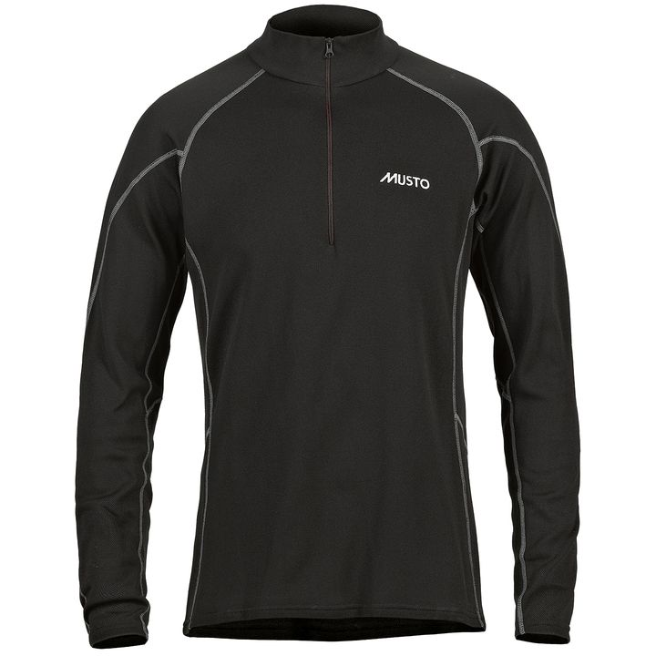 Musto Thermal Base Layer Zip Neck
