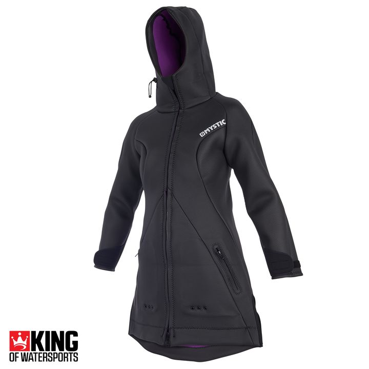 Mystic Battle Women's Sharkskin Neoprene Jacket 2019