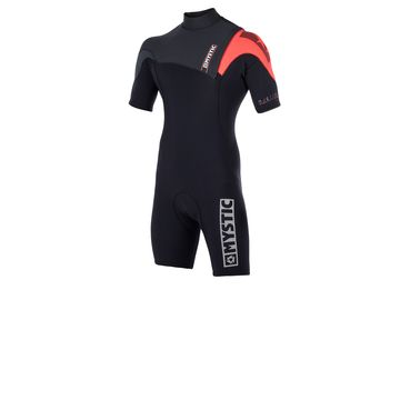 Mystic Majestic 3/2 Zipfree Shorty Wetsuit 2017