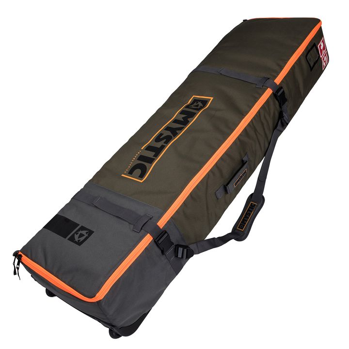 Mystic Matrix Pro Boardbag with Wheels