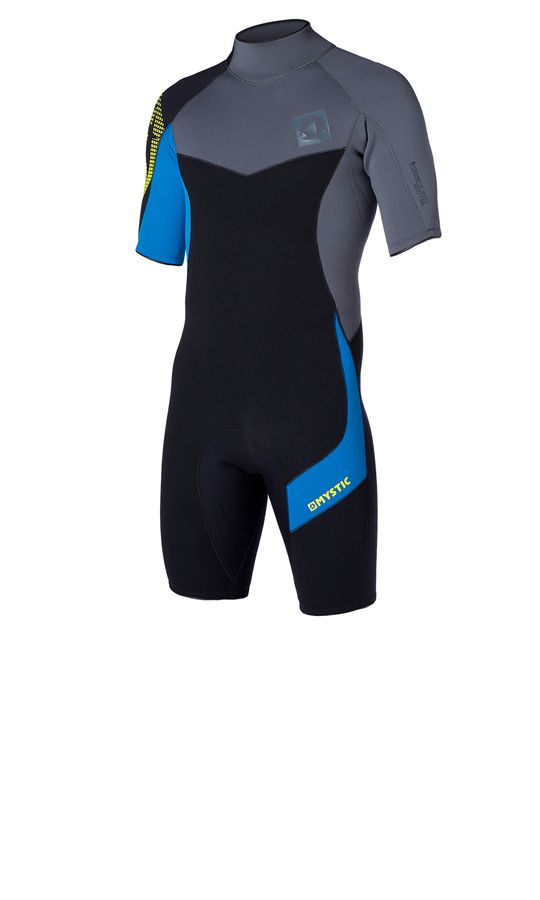 Mystic Crossfire 3/2 Shorty Wetsuit 2015