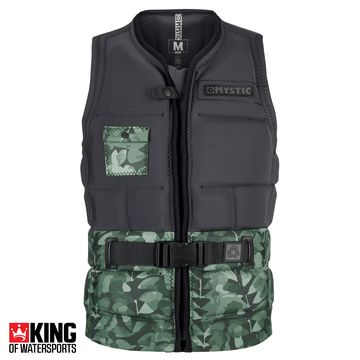 Mystic Shred Wake Impact Vest 2018