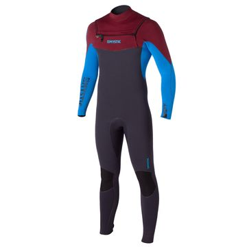 Mystic Star 5/4 GBS Double FZ Wetsuit 2016