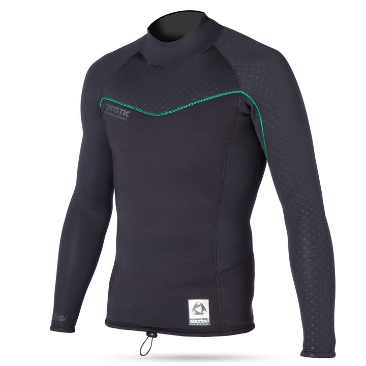 Mystic Merino Wool LS Thermal Top