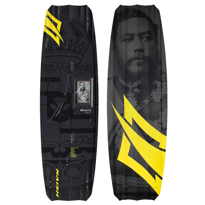 Naish Monarch Kiteboard 2014