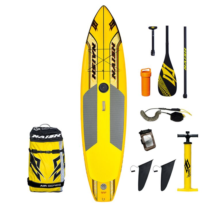 Naish Glide Crossover 12'0 Inflatable SUP Board 2016