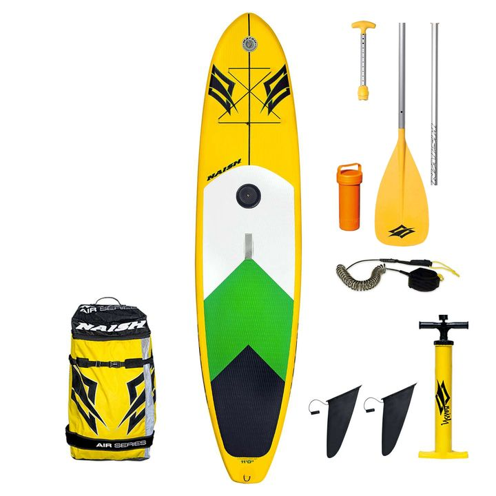 Naish Nalu Crossover 11'0 Inflatable SUP Board 2016