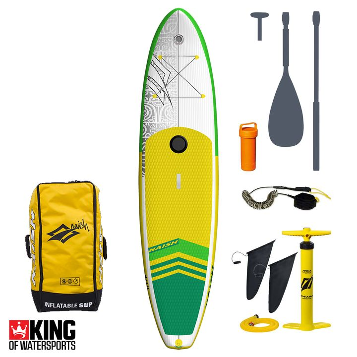 Naish Crossover 10'6 LT Inflatable SUP Board 2018