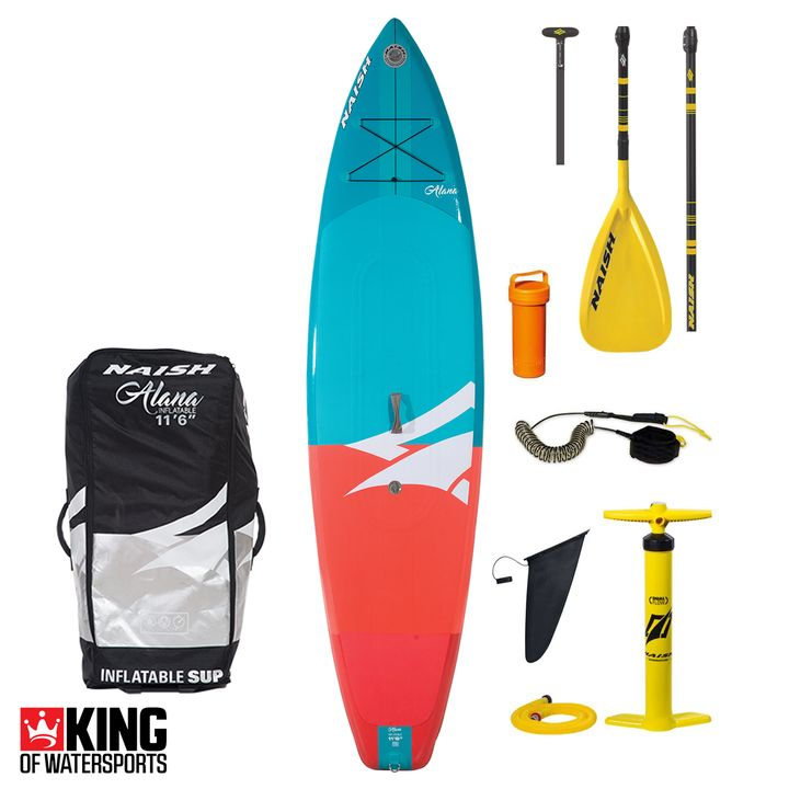 Naish Alana 11'6 DC Inflatable SUP Board 2019