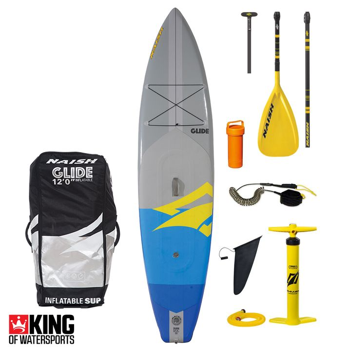 Naish Glide 12'0 DC Inflatable SUP Board 2019