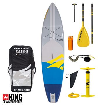 Naish Glide 12'0 LT Inflatable SUP Board 2019