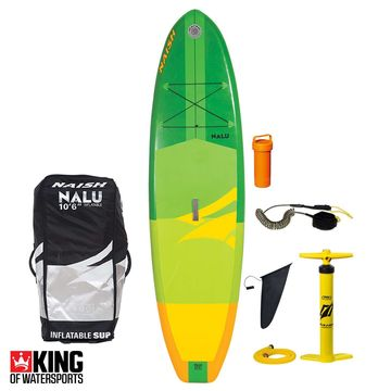 Naish Nalu 10'6 LT Inflatable SUP Board 2019