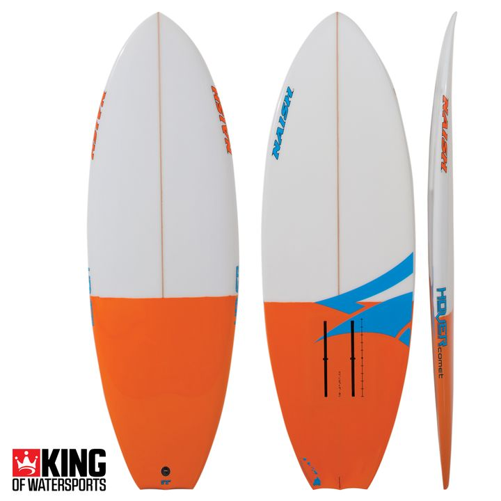 Naish Hover Surf 5'10 Comet PU 2019 Foilboard