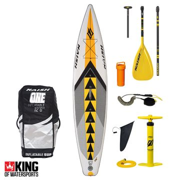 Naish One Air Nisco 12'6 LT Inflatable SUP Board