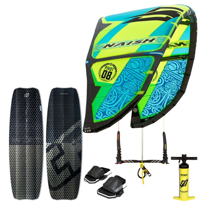 Naish Pivot & Raptor LTD 2016 Package