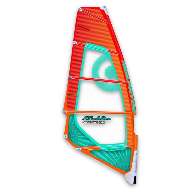 NeilPryde Atlas HD Windsurf Sail 2016