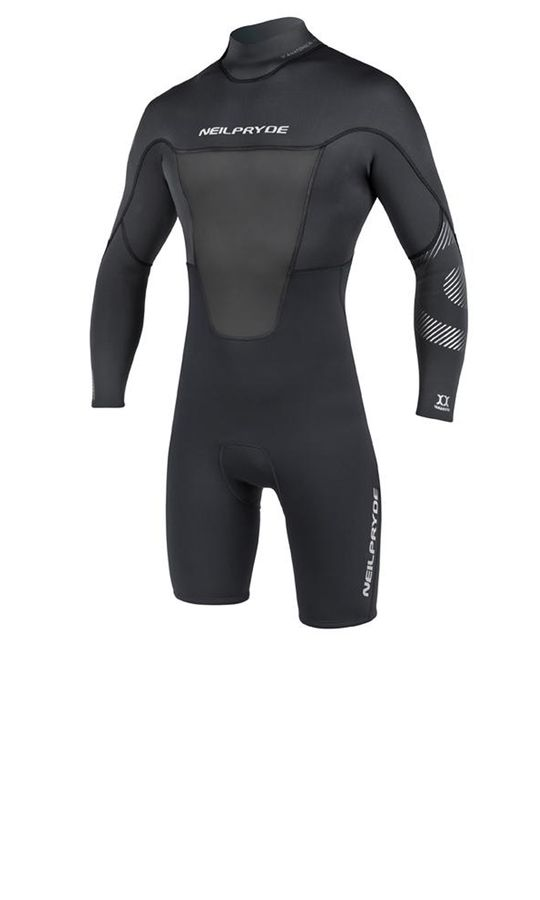 NeilPryde Rise 3/2 BZ LS Shorty Wetsuit 2019