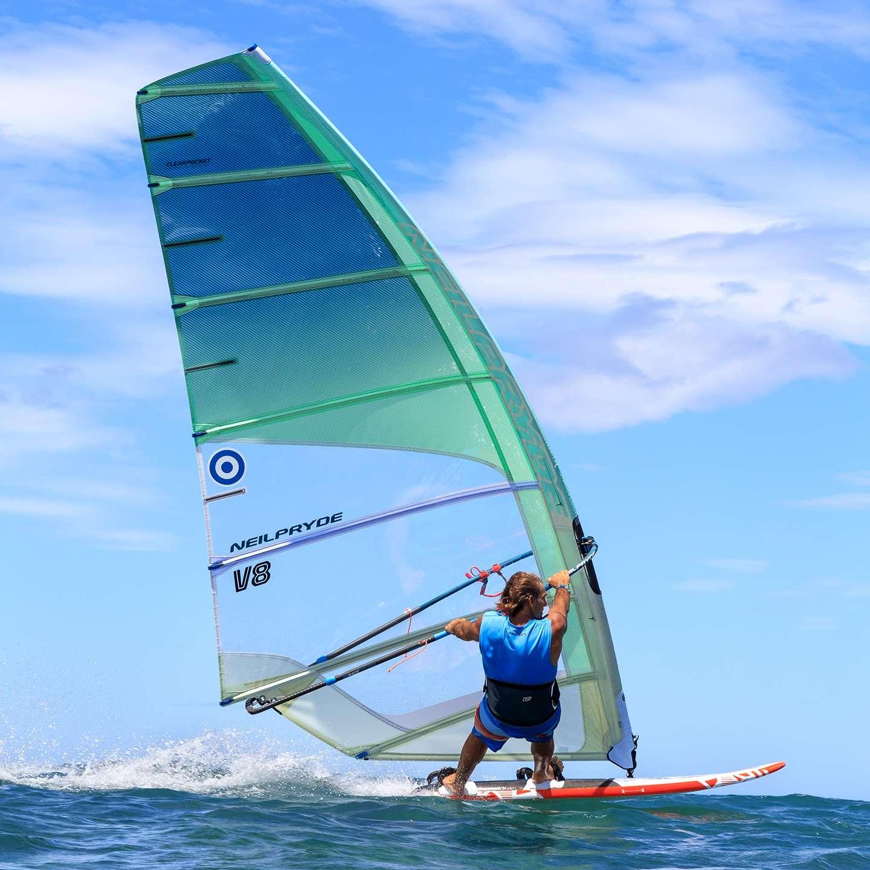 NeilPryde V8 Windsurf Sail 2019