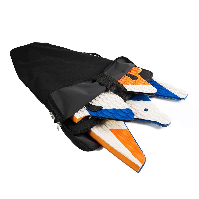 Nobile Infinity Carbon Split Kite Surfboard 2015 King Of