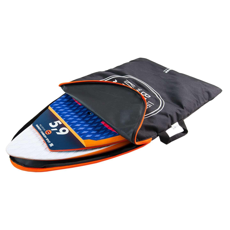 Nobile Infinity 5 9 Carbon Split 2016 Earth Kite Surfboard