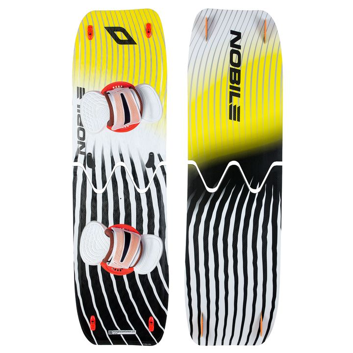 Nobile Flying Carpet Carbon Split 2017 Kiteboard