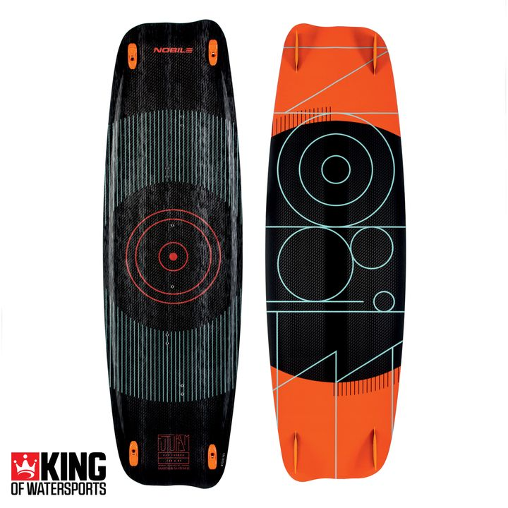 Nobile NHP Carbon 2019 Kiteboard