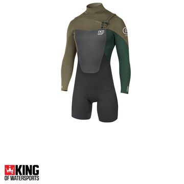 NP Rise 3/2 FZ LS Spring Wetsuit 2018