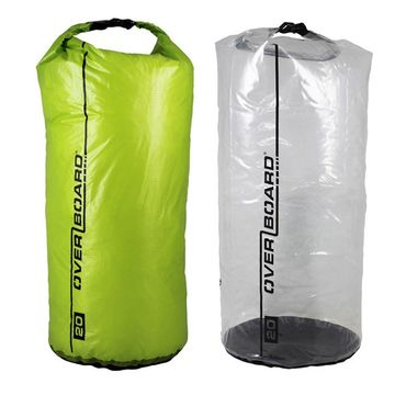 Overboard Waterproof Ultra-Light Dry Bag Multipack Divider Set - 20L + 20L