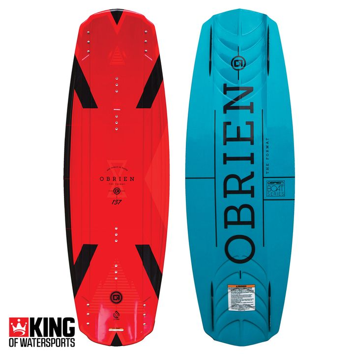 O'Brien Format 2018 Wakeboard