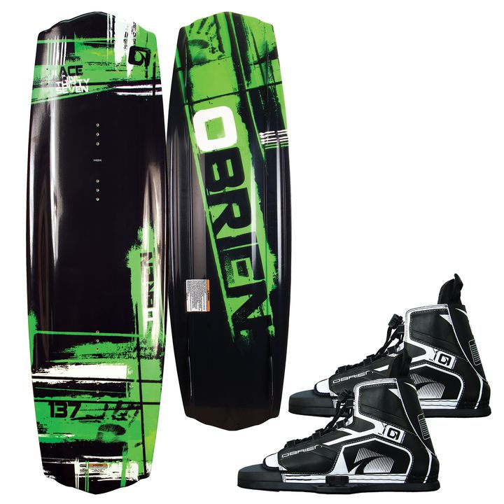 O'Brien Ace Wakeboard 2016 Package